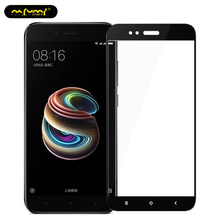купить Tempered Glass For Xiaomi Mi a1 a2 Screen Protector For Xiaomi Mi 6x Protective Glass on For Xiaomi Mi Max 2 Mi5 Mix 2 Mi5s Plus недорого