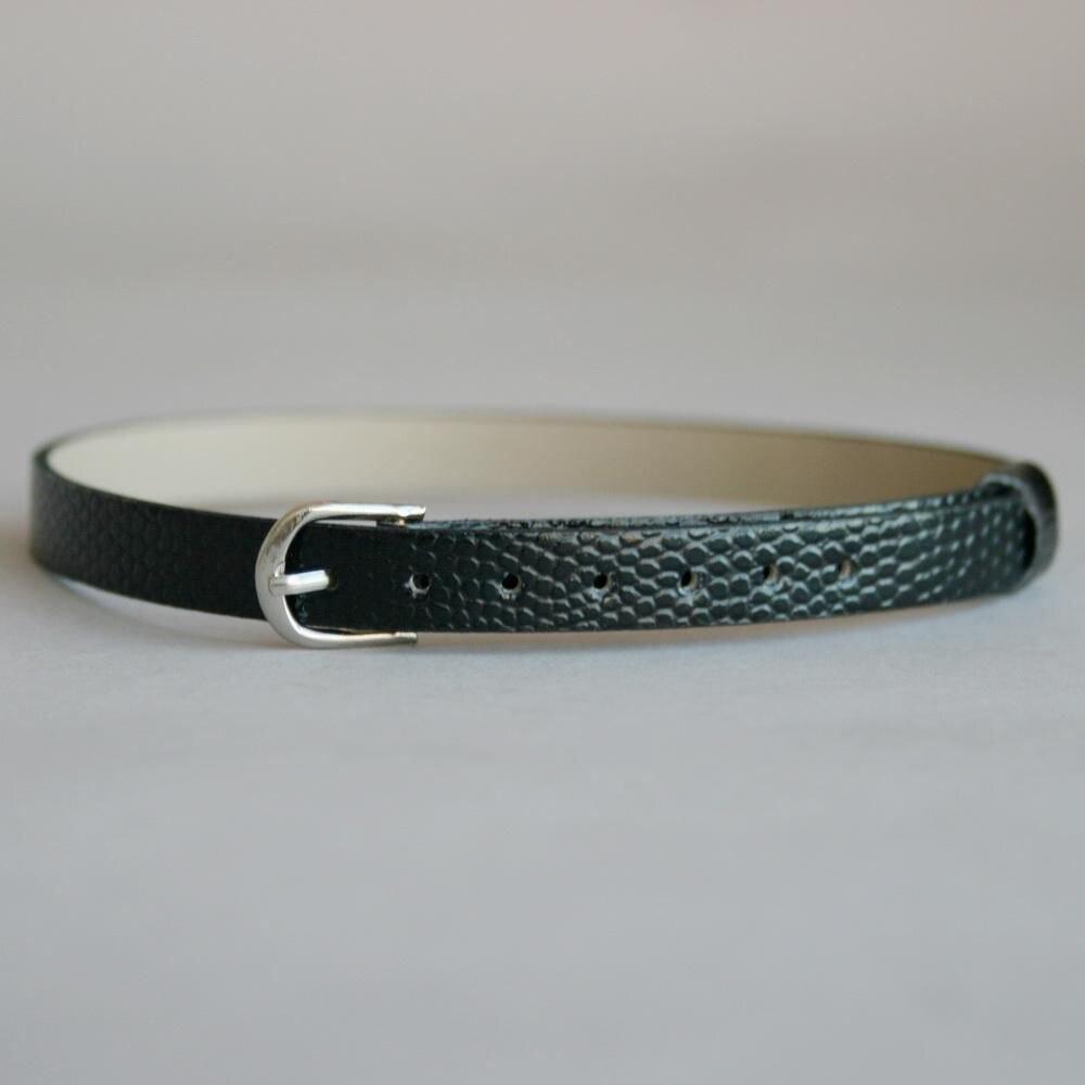 [wamami] Black Serpentine Synthetic Leather Strap/Belt 1/3 SD DZ LUTS BJD Dollfie [wamami] black leather cap hat 1 3 sd dod dz luts bjd dollfie