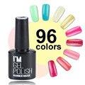 MANNER HOUSE 96 Colors Rose Quartz Serenity UV Gel Base Top Coat UV Lamp Nail Art Design Hot Sale Nail Gel Lacquer #59-#87