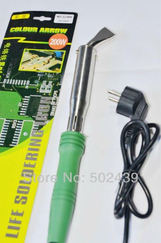 Nemokamas pristatymas 200w populiarus litavimo įrankis 2 apvalus - Suvirinimo įranga - Nuotrauka 3