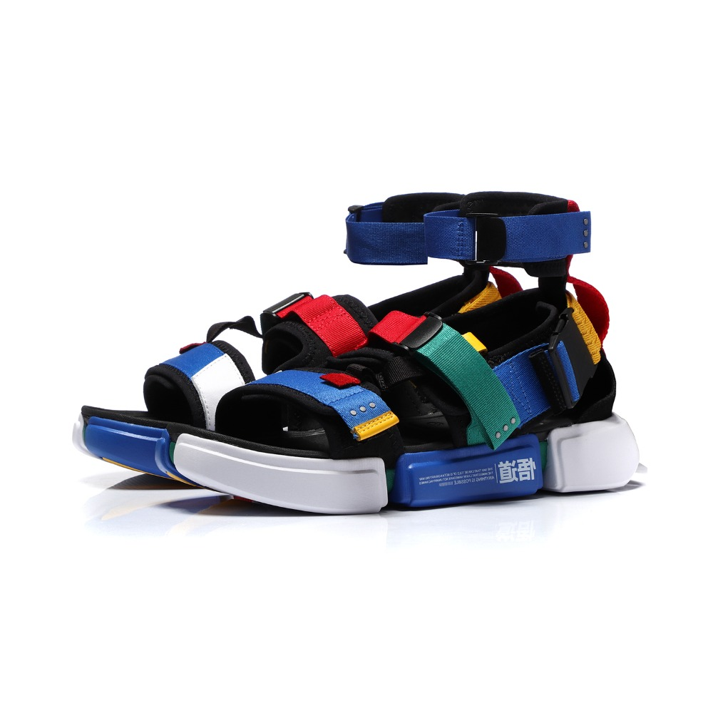 8be4e060d213 Li-Ning Men PFW ESSENCE 2.0 PLATFORM Basketball Leisure Shoes Light  Wearable LiNing Sport Shoes Sneakers AGBN079 YXB221