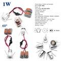 AC 110V 120V 220V 230V 240V 1 Вт 2 Вт 3 Вт 4 Вт Мини светодиодный потолочный светильник для KTV клуб бар DJ Танцы светильник ing CE по ограничению на использован...