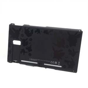 Image 2 - Black  Replacement Back Bottom Housing Shell Case For Nintendo Switch Console Limited Edition