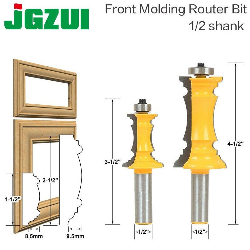 Mitered Door & Drawer Molding 2 Bit  1/2