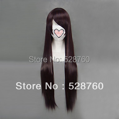 Cosplay Wig Inspired by Detective Conan-Ran Mouri