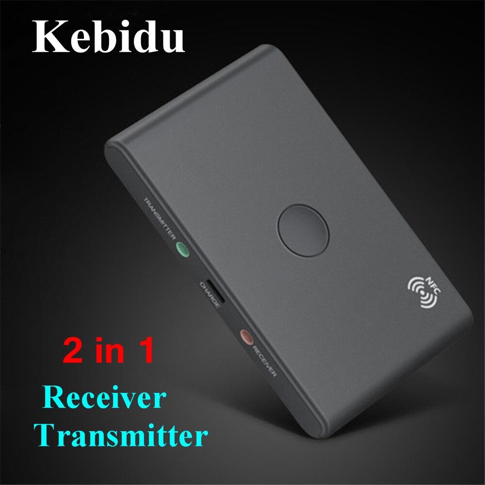 Tragbares Audio & Video Rational Kebidu 2 In 1 Wireless Adapter Receiver Transmitter Bluetooth 4,2 Adapter Musik Für Tv Kopfhörer Lautsprecher Wireless Audio Neue Funkadapter