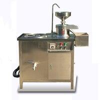 Yüksek Kaliteli Paslanmaz Çelik Otomatik Tofu Soya Sütü Yapma Soya Peyniri Şekillendirme Makinesi Ticari Soya Üreticisi Makinesi