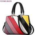 FLYING BIRDS handbag for women shoulder bag brands luxury messenger bags tote ladies bolsas high quality  female pouch LM4181fb