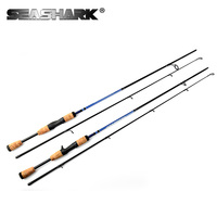 Fishing Rod M Power 2 Section Spinning Rod Casting Rod 1 8 M High Quality Winter