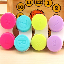 20pcs new High quality Candy color Glasses Cosmetic Contact