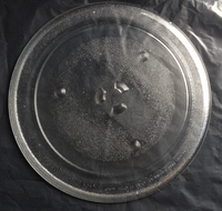 28 8cm Standard Microwave Oven Glass Plate For Korean Brand
