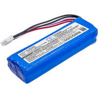 6000mAh Battery bateria GSP1029102A for JBL Charge 3 (pls double check the place of 2 red wires on your old battery)