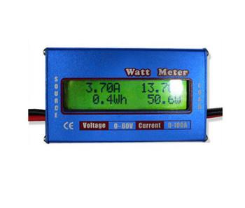 Cyfrowy watomierz watomierz miernik mocy DC 60V 100A regulator napięcia akumulatora tanie i dobre opinie Cyfrowy tylko 120 v 3 27inch x 1 85inch x 0 79inch 50A-79A YOSOO Elektryczne Electrical Instruments DC 60V 100A