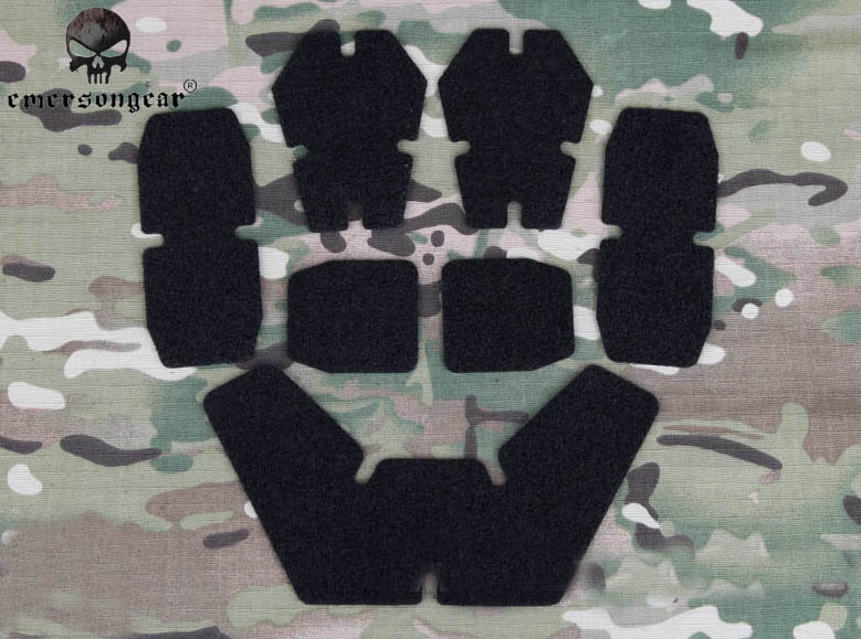 EmersonGear Tactical Helmet strong sticky sticky magnets set (BC / DE / FG)