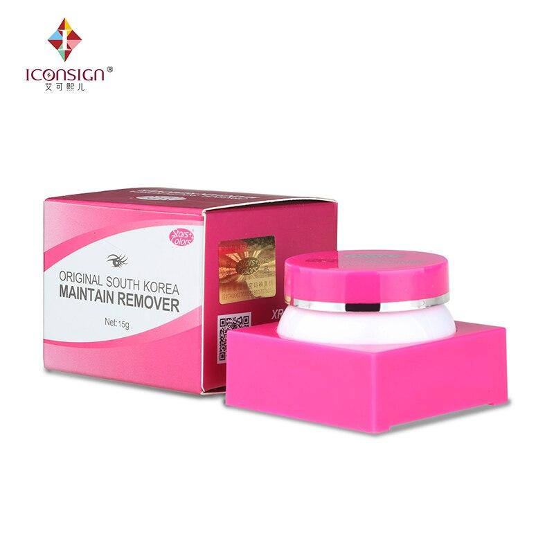 10 caixas/lote Nenhum Odor 8g/15g Hipoalergênico de Semente de Uva Óleo Removedor de Cola para Cílios Falsos Extensão Do chicote esparadrapo