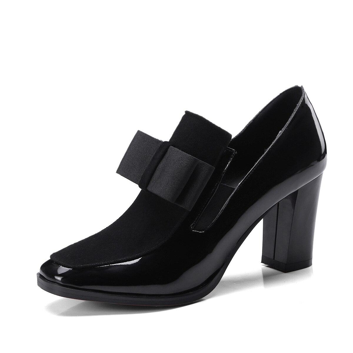 en soldes 98d88 74152 Femmes En Véritable Talons Chaussures Inférieure Dames Femme ...