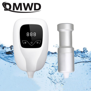 DMWD Mini Ultrasonic Cleaner 50W Multifunction  Washing Machine Travel Clothes Washer Fruit Vegetable Jewelry Cleaning Device