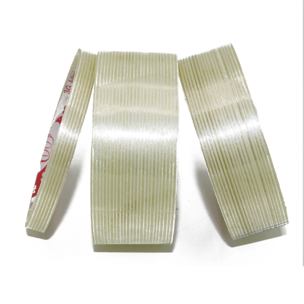 25M Adhesive Fiberglass Tape, Strip Fiber Tape for Packing, Fiber tape 0.5Cm 1cm 2cm 3cm 4cm 5cm