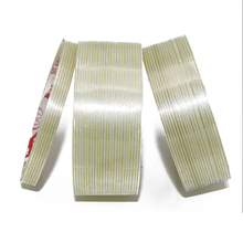 Free shipping+2014 New 25M Adhesive Fiberglass Tape, Strip Fiber Tape for Packing, tape 0.5Cm 1cm 2cm 3cm 4cm 5cm