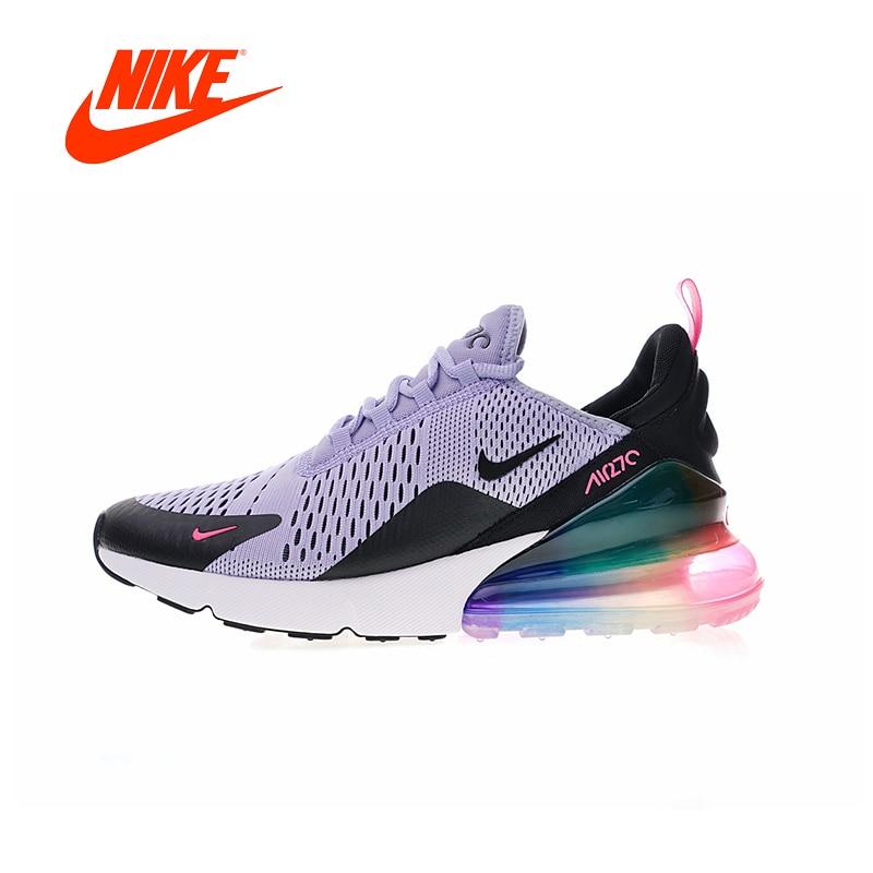 sale retailer 3db10 76892 Nueva llegada Original auténtico Nike Air Max 270 Betrue mujeres cómodo  corriendo zapatos deportivos zapatillas buena