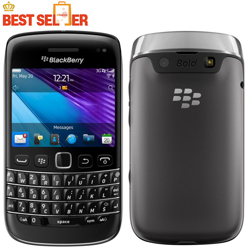 100% Unlocked 9790 Original Phones blackberry 9790 Mobile phone 3G Wifi GPS Cellphones with Touch Screen QWERTY Keyboard