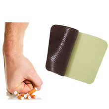 50pcs/lot 100% Natural Herb Quit Smoking Patch Stop Smoking Plaster Health Therapy Anti Smoke Quit Smoking Patch Nicotine Patch moonbiffy 2017 health care magnet auricular quit smoking acupressure patch no cigarettes health therapy