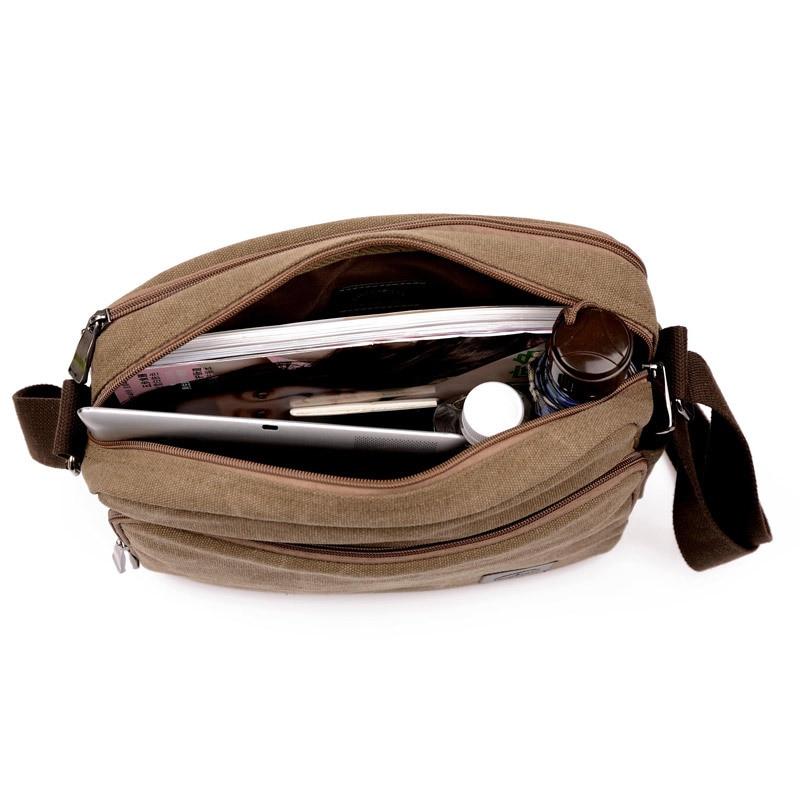 viagem casual dos homens bolsa Size : 30cm*24cm*10cm