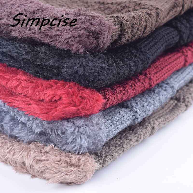 Detail Feedback Questions About Simpcise New Man Winter Scarf