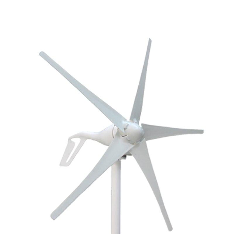 Offre spéciale petit moulin à vent 400 W éolienne avec contrôleur 12 V 24VDC