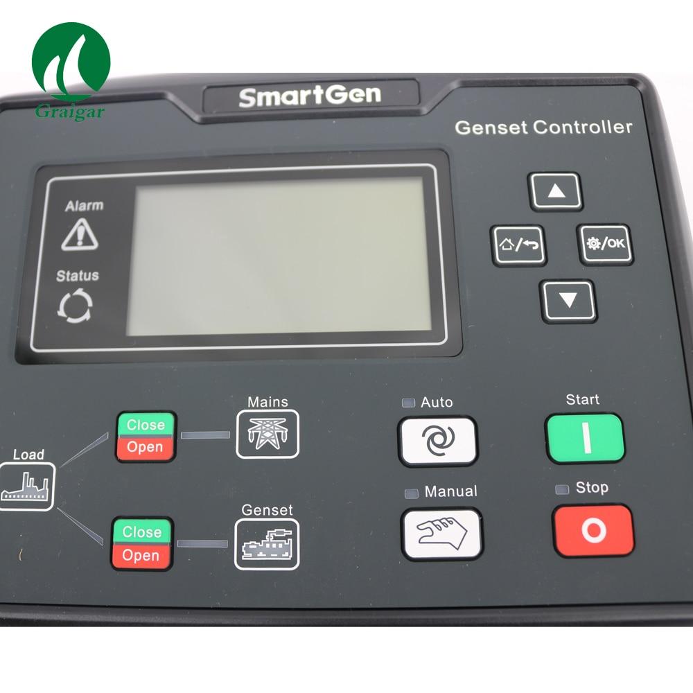 New Smartgen Genset Controller Automatic Start Module HGM6120NCNew Smartgen Genset Controller Automatic Start Module HGM6120NC