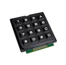 Однокристальная Матрица для клавиатуры 4*4 4X4 A Клавиатура 16 клавиш промышленная клавиатура сканирование для Arduino
