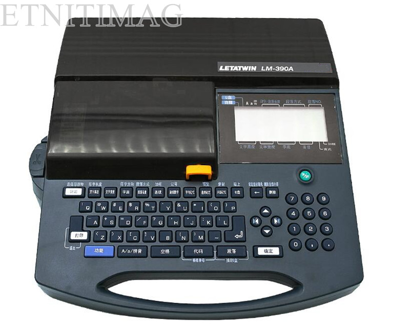 LETATWIN LM-390A PRINTER DRIVERS FOR MAC