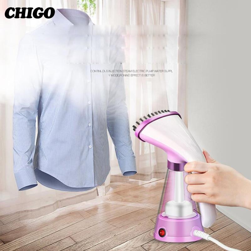 Dampfer Garment steamer Qualität Tragbare Kleidung Eisen Dampfer Pinsel Für Home Luftbefeuchter Gesichts Dampfer Haushalts geräte
