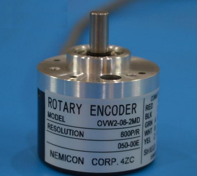 New Intraocated Photoelectric Rotary Encoder OVW2-06-2MD 600P / R Incremental Speed Encoder