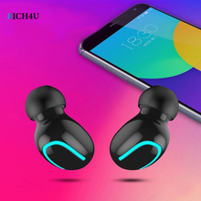 Wireless TWS Earphones Bluetooth 5.0 Touch Control Bluetooth Earphone Mini Hands-free Gaming Headsets With Charging Box
