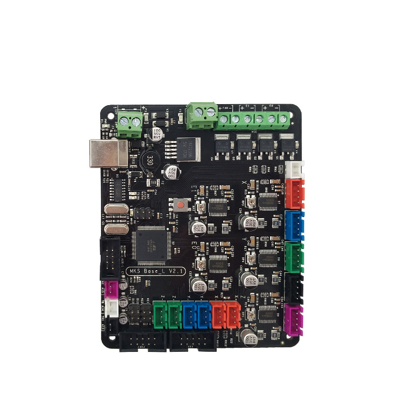 3D printer DIY motherboard MKS Base_L V2.1 compatible Marlin integrated board high performance price ratio
