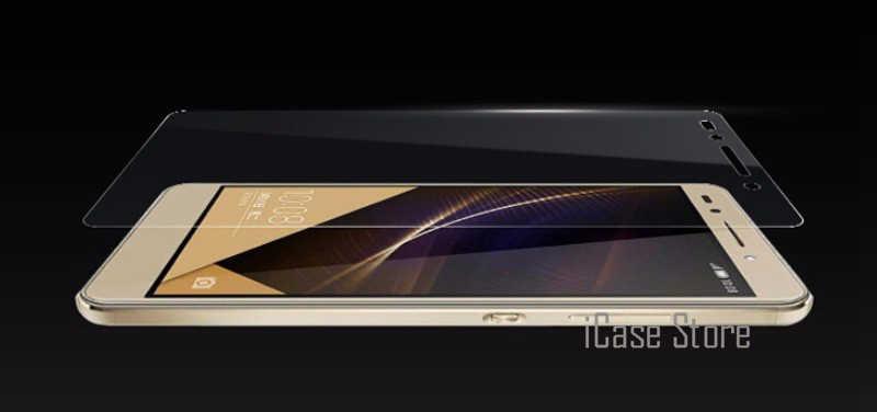 الزجاج المقسى لهواوي P8 لايت ALE-L21 ALE-L04 الهاتف المحمول جودة عالية واقي للشاشة فيلم الزجاج واقية