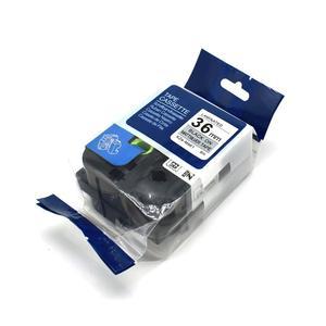 Image 3 - Cidy 5 pces compatível p touch tze etiqueta fita 36mm tz m961 tze M961 preto em mattesillar para impressora irmão