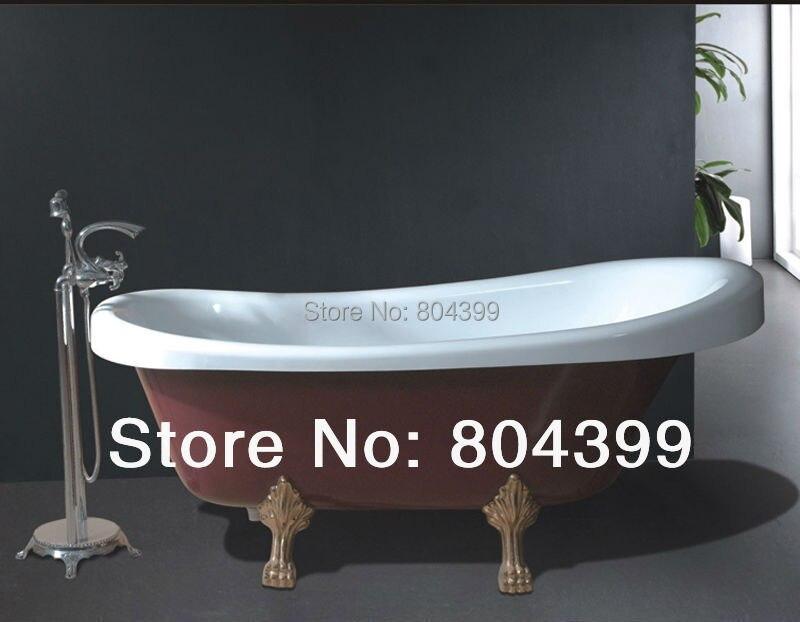 B506 hot sale claw foot bath tubs,cheap baths,bathtub antique bath ...