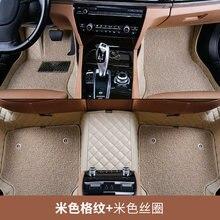 for BMW 7 series E65 E66 730Li 735Li 740Li 745Li 750Li 760Li 730i 735i 740i 745i 740d 3D carpet liners Custom fit car floor mat