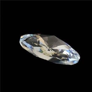 Image 2 - 100 adet/grup, 30 MM Yuvarlak Mücevher Çiçek Kristal dağınık boncuklar, Malzeme Kristal Garlands/Strand, düğün/Kek Dekor, Ücretsiz Kargo