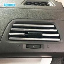 Moule de porte chromé de voiture de 3m, bande décorative de sortie de climatisation pour Audi BMW 1 2 3 4 5 6 7 mercedes-benz