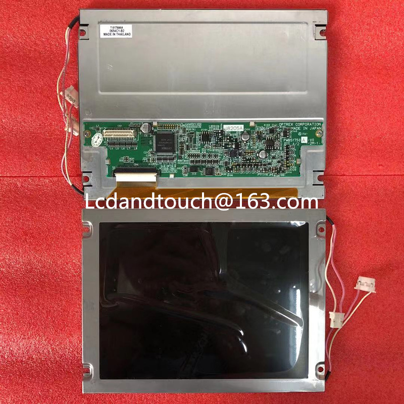 T-51750GD065J-FW touch screen glass panel 6.5inch new