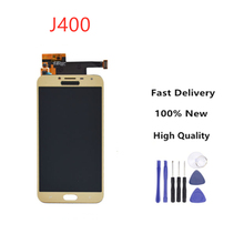 High Quality LCD  For Samsung Galaxy J400 Display Touch Screen Digitizer Assembly J400F/DS J400G/DS Display Screen+Tools все цены