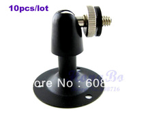 10pcs lot 6 35cm 2 5 Mini CCTV DVR Camera Wall Ceiling Mount Bracket Stand cctv