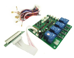 JY 21 4 digits 1 4 devices banknotes coins operated timer board time control pcb for>