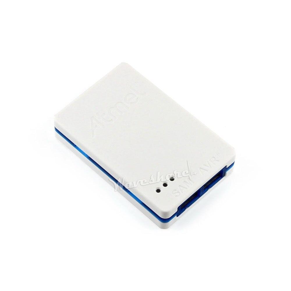 Image 3 - Оригинальный Atmel SAM и AVR Atmel ICE программатор USB, эмулятор, Поддержка JTAG, SWD, PDI, TPI, aWire, SPI, delight WIREsam samwire wirejtag swd  АлиЭкспресс