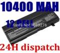 12CELL 10400MAH Laptop Battery for Toshiba Satellite M55-S331 M55-S3311 Pro A100 M50 Tecra A3 A3-100 A3-106 A3-114 A3-141 A3-143