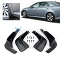 4 pcs new aleta da lama do respingo guarda guarda lamas fenders fit for toyota corolla mudflaps sedan 2002 2003 2004 2005