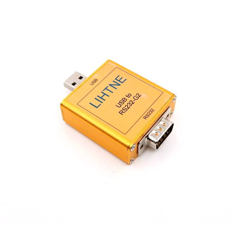USB To RS232 COM Port Serial  Converter 9 Pin DB9 Adapter  FT232